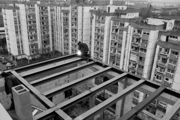 // RESIDENTIAL BUILDING Pančićeva Street, 2017 //