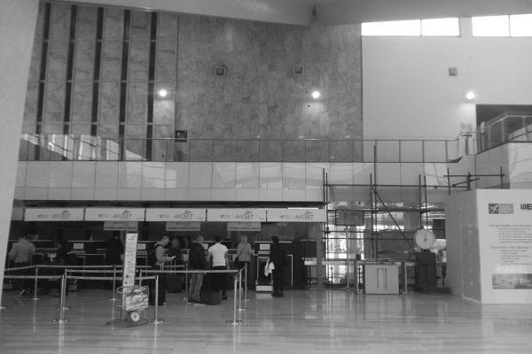 // TERMINAL 1 Nikola Tesla Airport, 2017 //